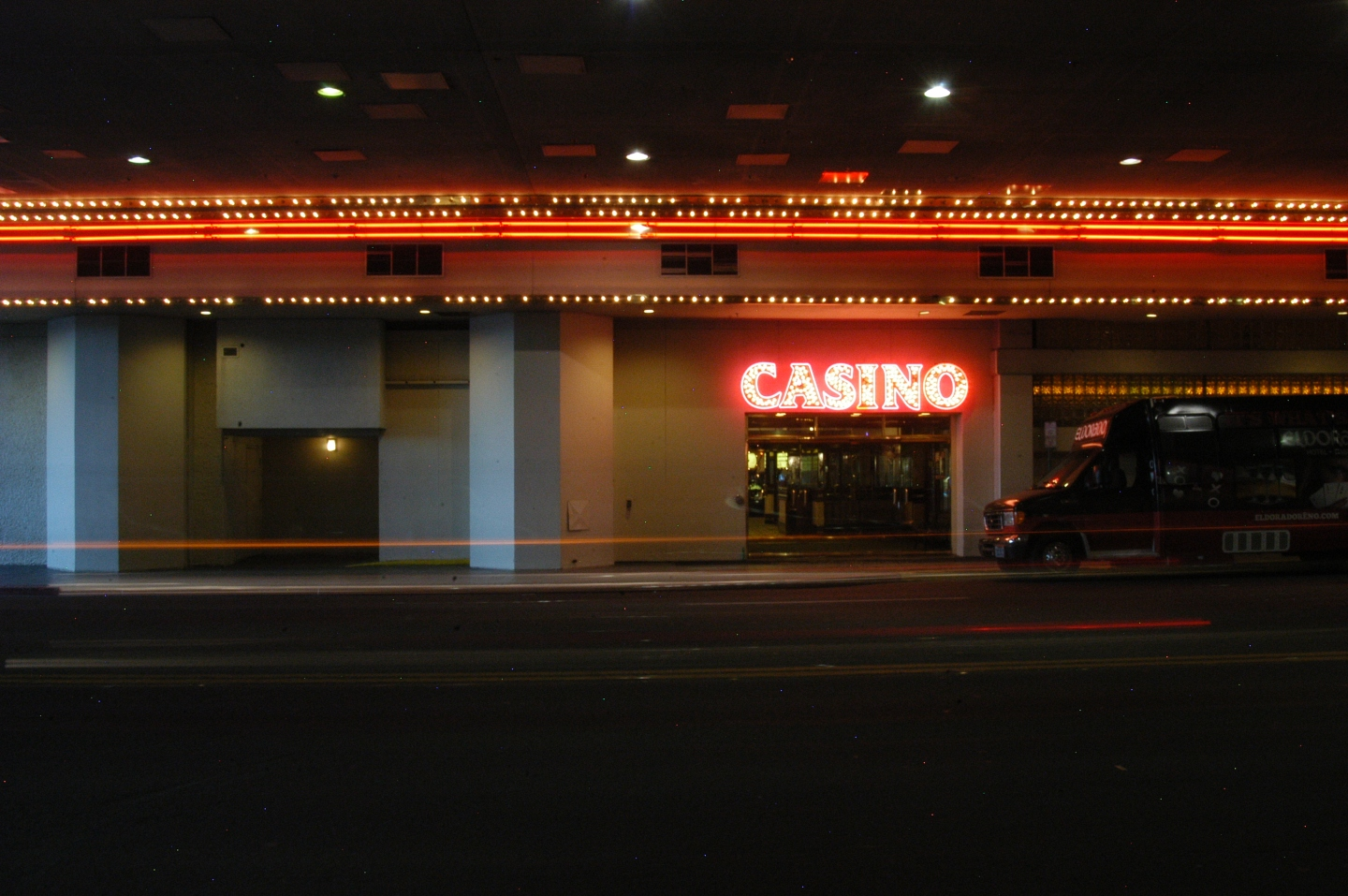 Downtown Reno casino